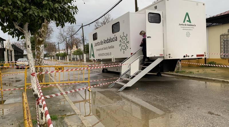 COVID-19. España ha realizado hasta la fecha más de 41,2 millones de pruebas diagnósticas