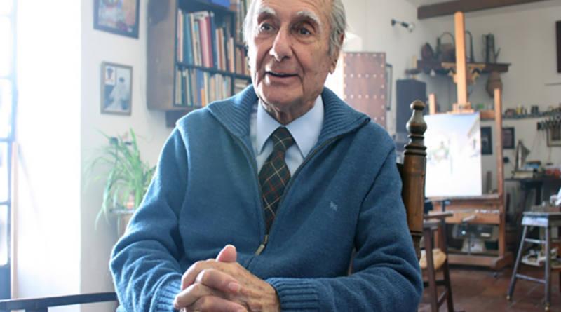 Fallece el pintor Manolín Fernández, Hijo Predilecto de Carmona