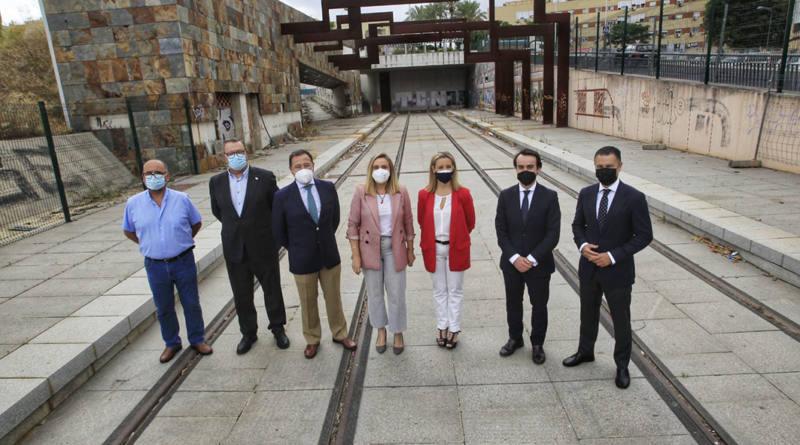 88 millones de euros de fondos europeos para poner en marcha el tranvía de Alcalá de Guadaíra