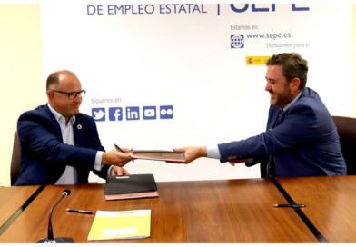 Los centros Guadalinfo promoverán el acceso a los trámites digitales de empleo