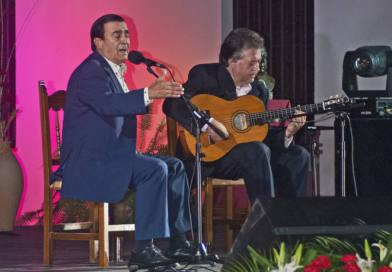 Calixto Sánchez será homenajeado en la Bienal Flamenca de la ONCE