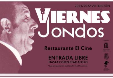 Vuelven los recitales flamencos 'Viernes Jondos', con la actuación de Juan de Mairena